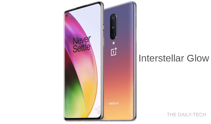 OnePlus 8 leaks, flaunt hues/colors like 'Interstellar Glow'.