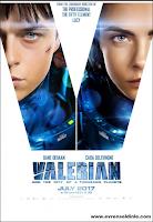 Valerian ve Bin Gezegen İmparatorluğu – Valerian and the City of a Thousand Planets Film İzle - 2017