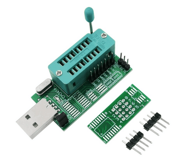 CH341A Usb Mini Programmer Driver Software and How To Use