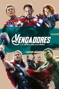 Avengers La Era de Ultrón (2015) Online latino hd