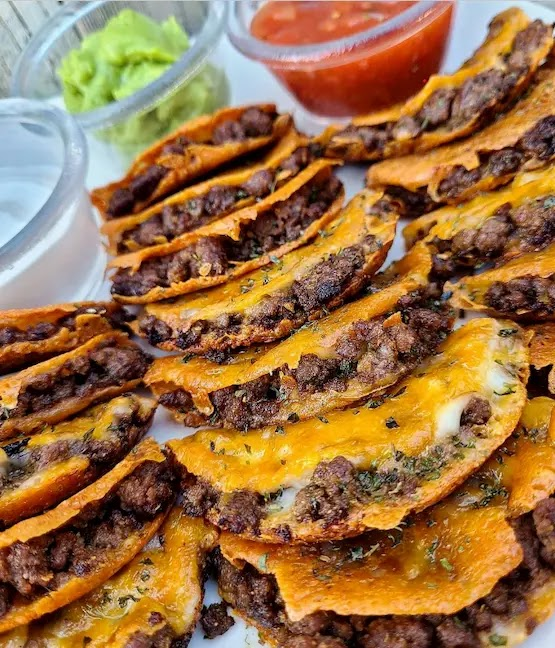 Keto Micro tacos