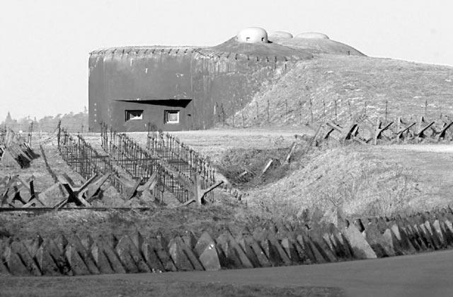 Czech fortifications in the Sudetenland worldwartwo.filminspector.com