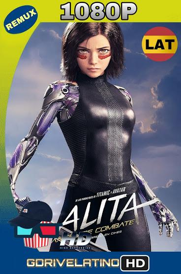Alita: Ángel de Combate (2019) BDRemux 1080p Latino-Ingles MKV