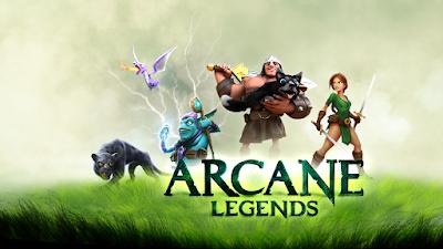 Arcane Legends v 1.5.8.1 Mod Apk Terbaru