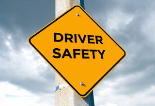 driver safety sign