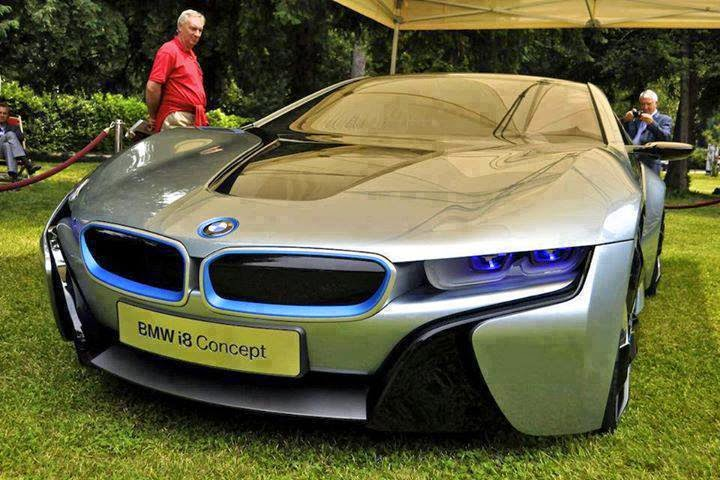 World Of Cars Bmw I8 Wallpaper