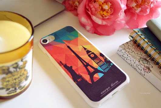 Discovering Trend: I love my new iPhone Case