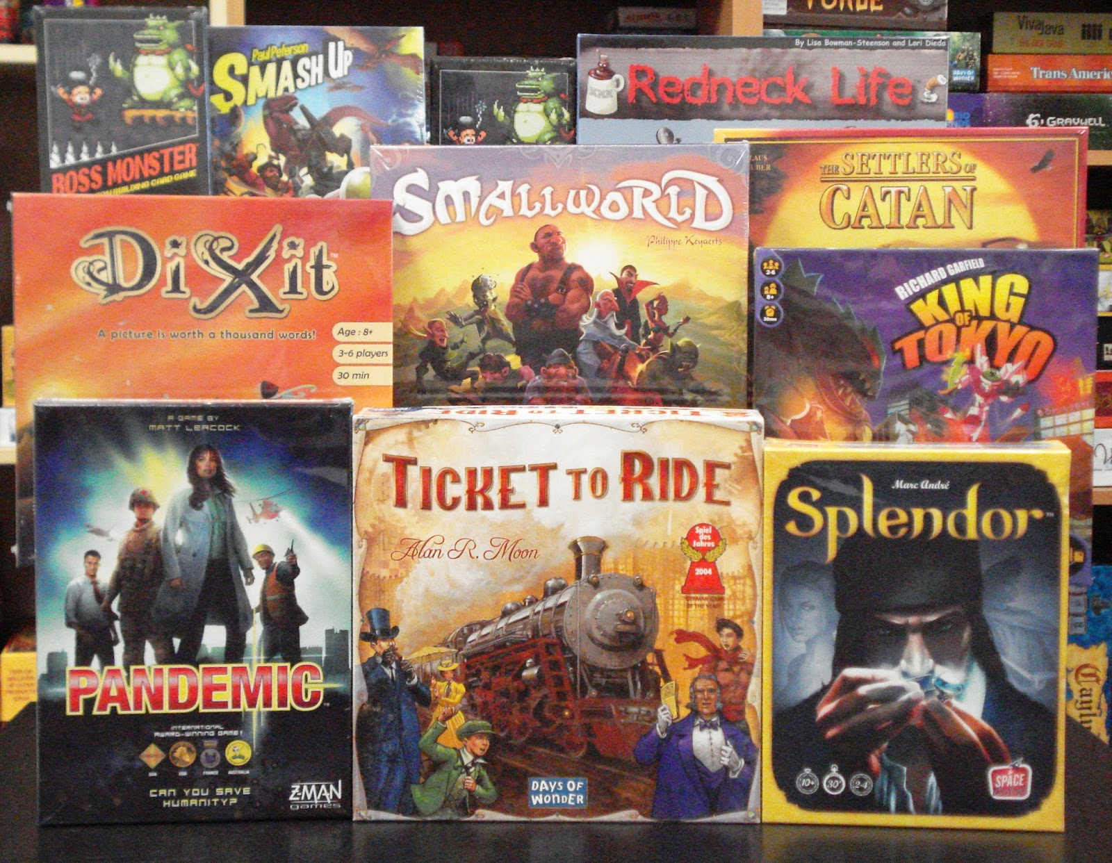 Board Game Store : EuroGames : Strategy Games : Puzzles