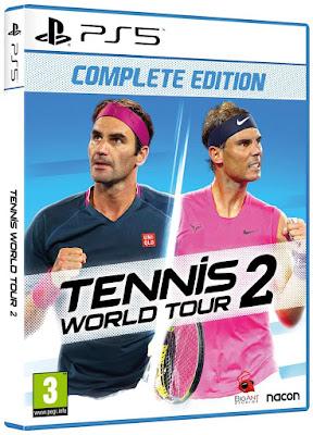 Tennis World Tour 2 - Ps5