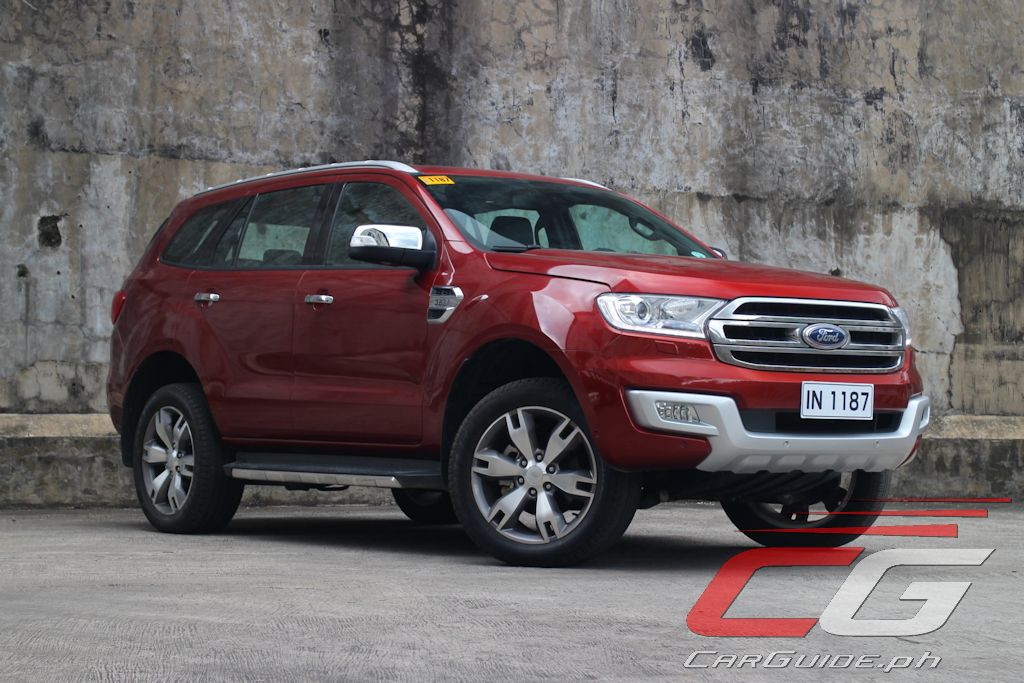 Review: 2017 Ford Everest Titanium+ 3.2 4WD | Philippine ...