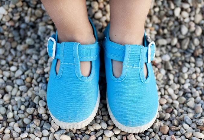 Calzado infantil para el verano: ¿Cómo elegirlo?