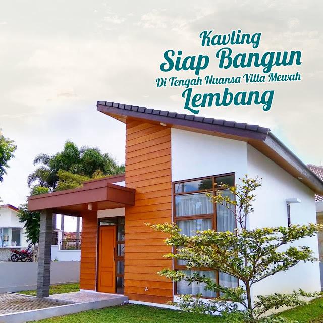 Perumahan Sharia Islamic Highland Lembang Bandung