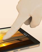 zenfone - glove touch