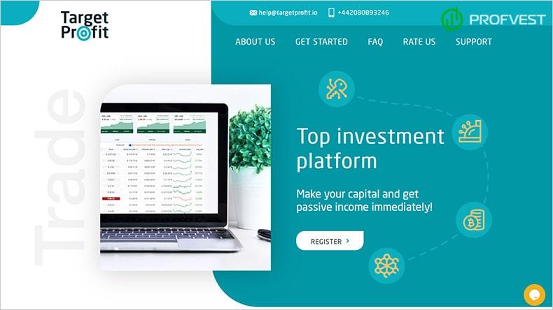 Target Profit обзор и отзывы HYIP-проекта