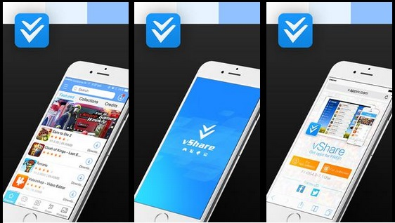 تنزيل متجر Vshare apk لتحميل التطبيقات والالعاب للاندرويد