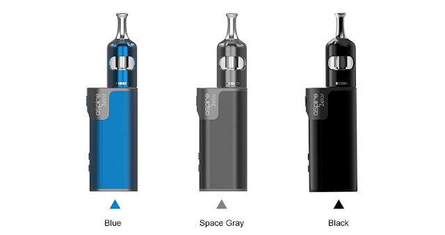 Aspire Zelos 50W 2.0 Kit Preview