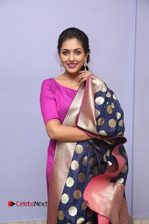 Actress Madhu Shalini Latest Pictures in Salwar Kameez  0005.JPG