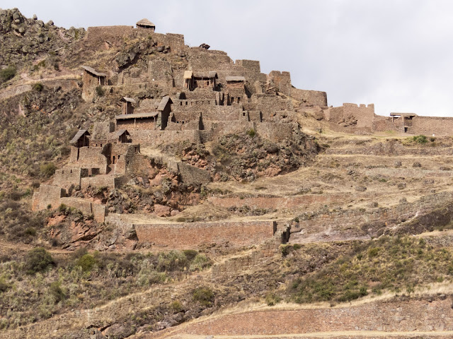 Day trips from Cusco on a 3 day itinerary: Take a hike at the Incan ruins at Pisaq
