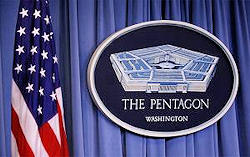 Pentagon began issued statements