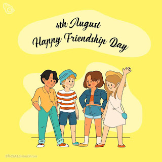 Friendship Day 2019 Date, Friendship Day 2019 Date in India,