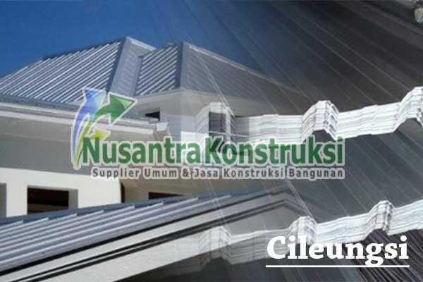 Jual Atap Spandek di Cileungsi Berkualitas dan Terpercaya