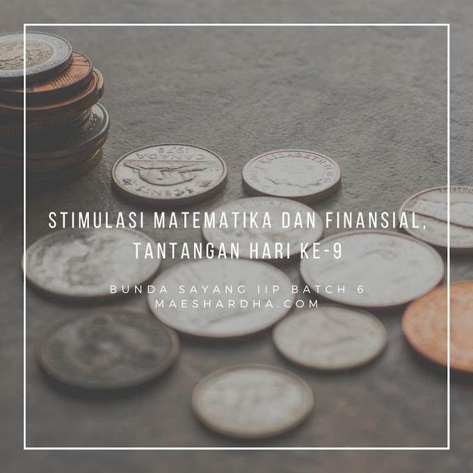 Stimulasi Matematika dan Finansial, Tantangan Hari Ke-9