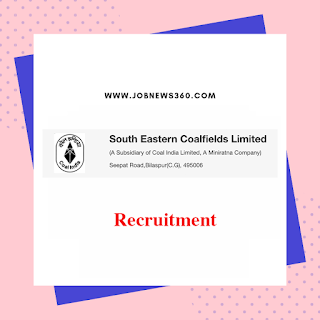 SECL Recruitment 2019 for Mining Sirdar and Dy. Surveyor posts