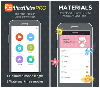 VivaVideo Pro v7 6 5 APK is Here [Patched] | Novahax