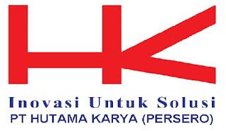 Lowongan BUMN PT Hutama Karya (Persero) November 2019