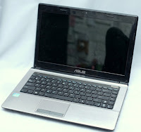 Jual Laptop 2nd - Asus A43E