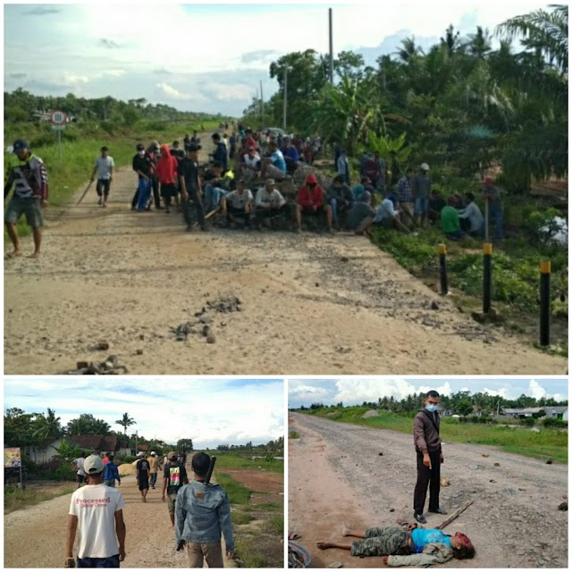 Berebut Lahan Dua Desa Satu Kecamatan Berdarah Lagi