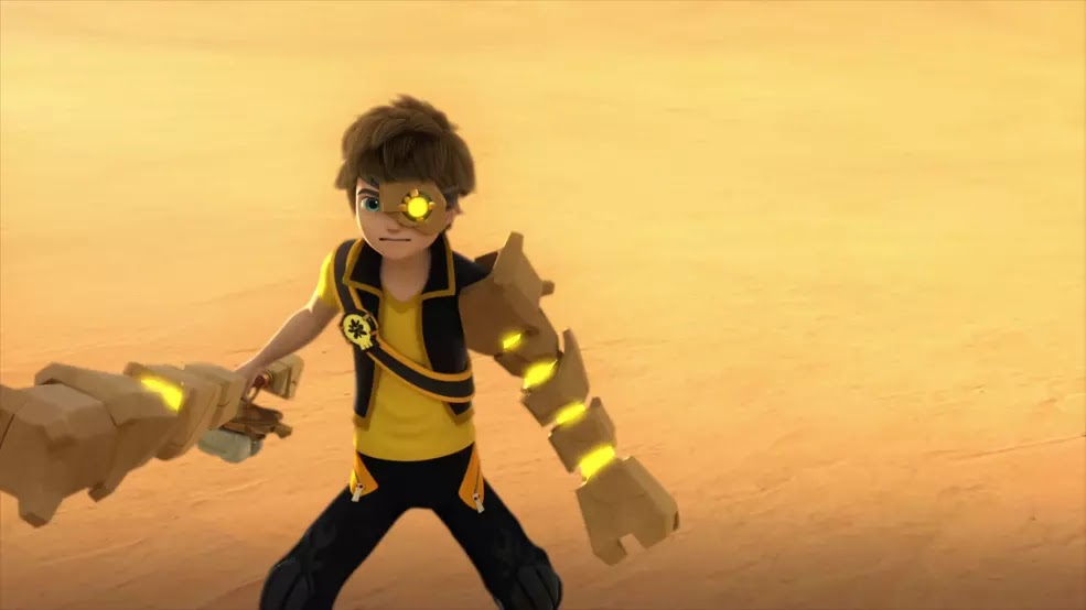 Zak Strom: 7 Kekuatan Calabrass, Pedang Berbicara Milik Zak Strom