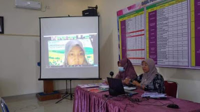 Tanjung Paku Terpilih Jadi Pilot Project Kelurahan Cinta Statistik
