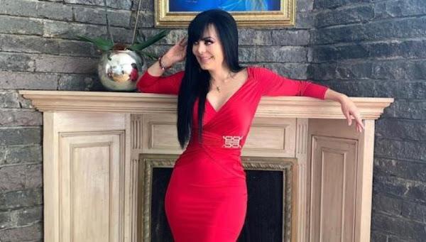 Maribel Guardia humilla a conductoras de Hoy en entallado vestido