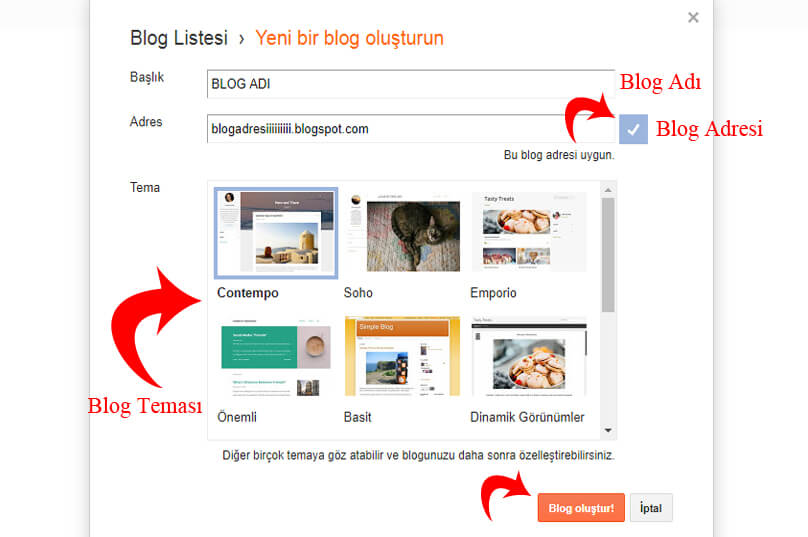 nasıl blogger olunur