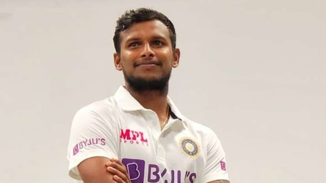 """A proud moment to wear the white jersey"" - T Natarajan"