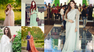 Actress Nazish Jahangir Awesome New Pictures
