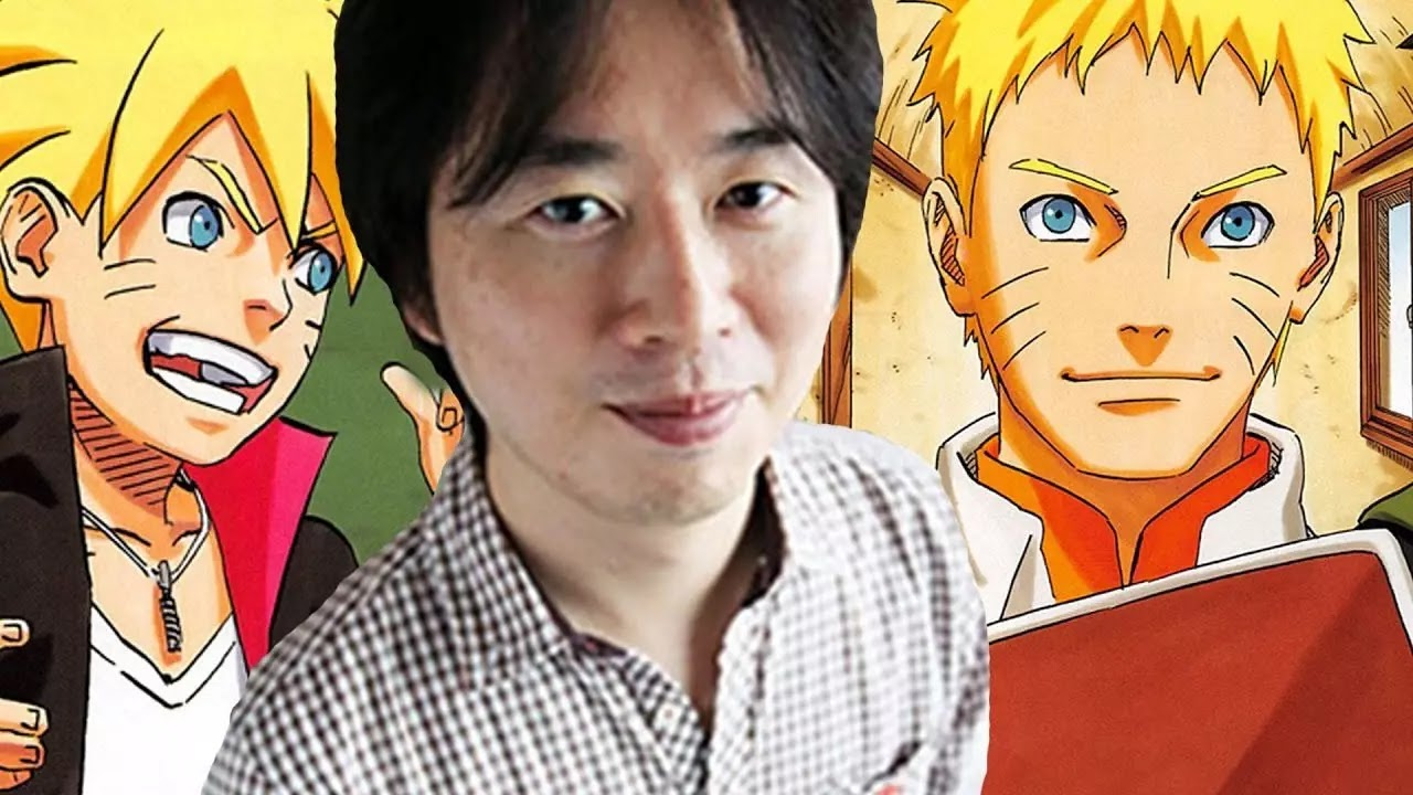 RESMI, Masashi Kishimoto Akan Garap Manga Boruto!