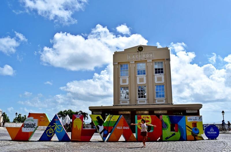 Centro Histórico Salvador