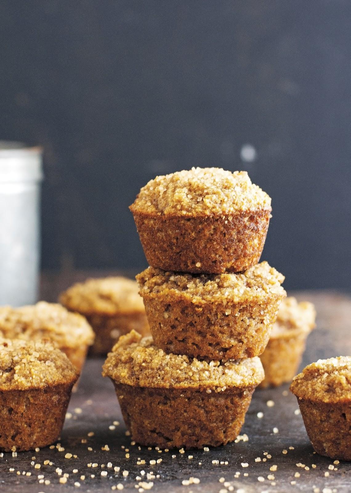 (Paleo) Cinnamon Sugar Donut Muffins