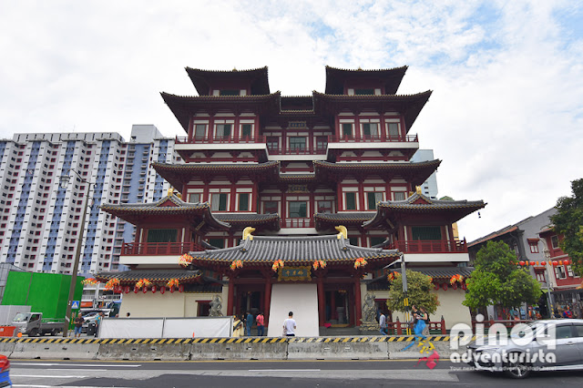 Chinatown Singapore Things to do 2019