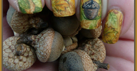 It's AUTUMN! Fall Nail Art Ideas