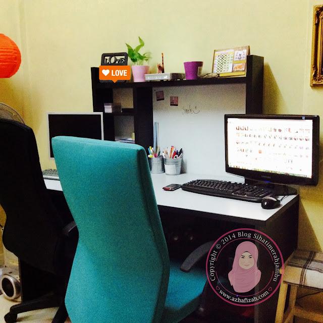Workspace Sihatimerahjambu