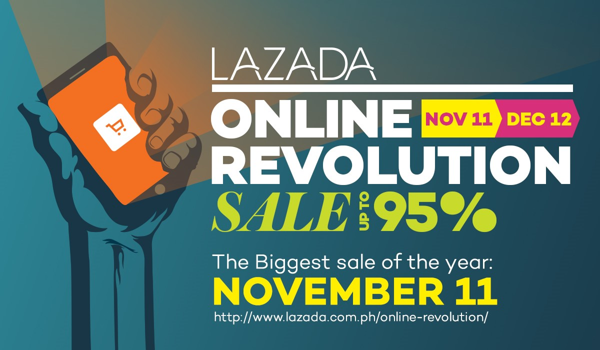 Lazada Kicks Off the Biggest Online Christmas Sale of the