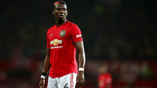 Pogba trở lại ở derby Manchester