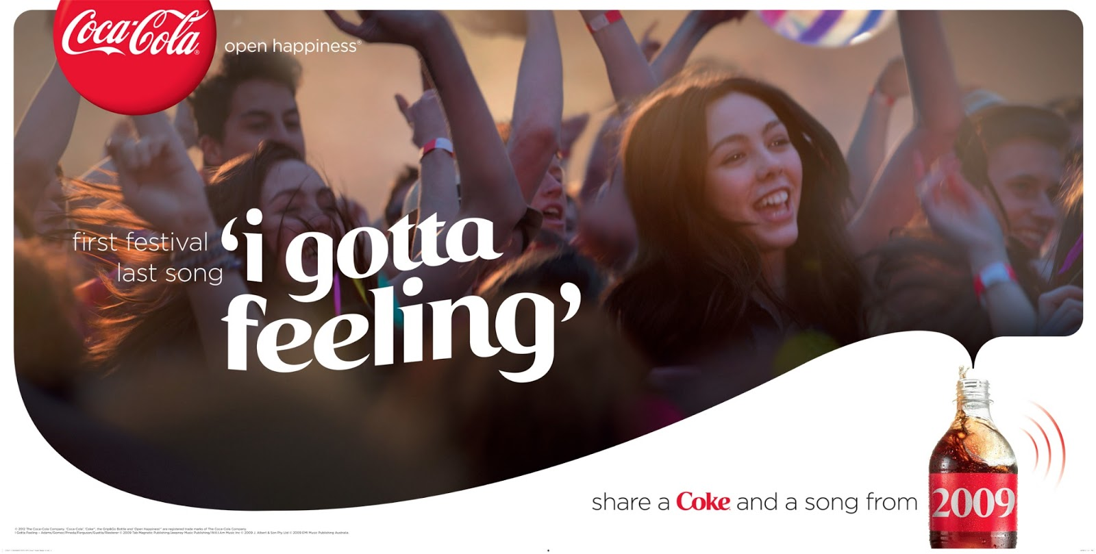 COP: OUGD501 // Theory to Practice // Coca Cola Ad ...