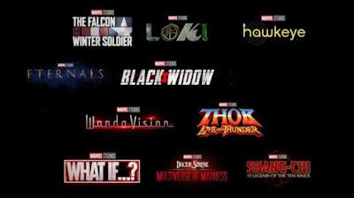 Marvel Confirma e Revela Detalhes Dos Seus Próximos Projetos!