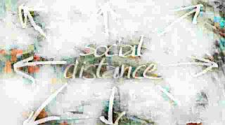 Akibat Social Distance