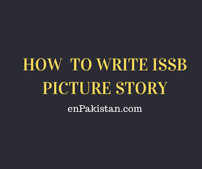 ISSB Picture Story Writing