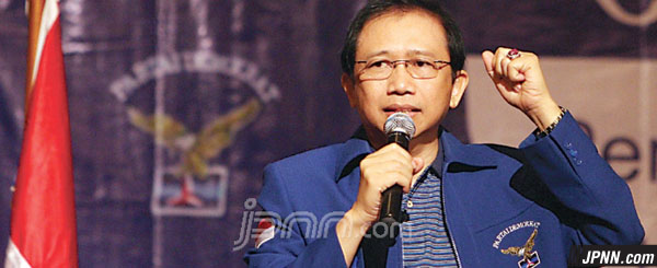 Imbas Kudeta AHY Makin Meluas, Marzuki Alie Sebut Partai Demokrat Seperti Dinasti